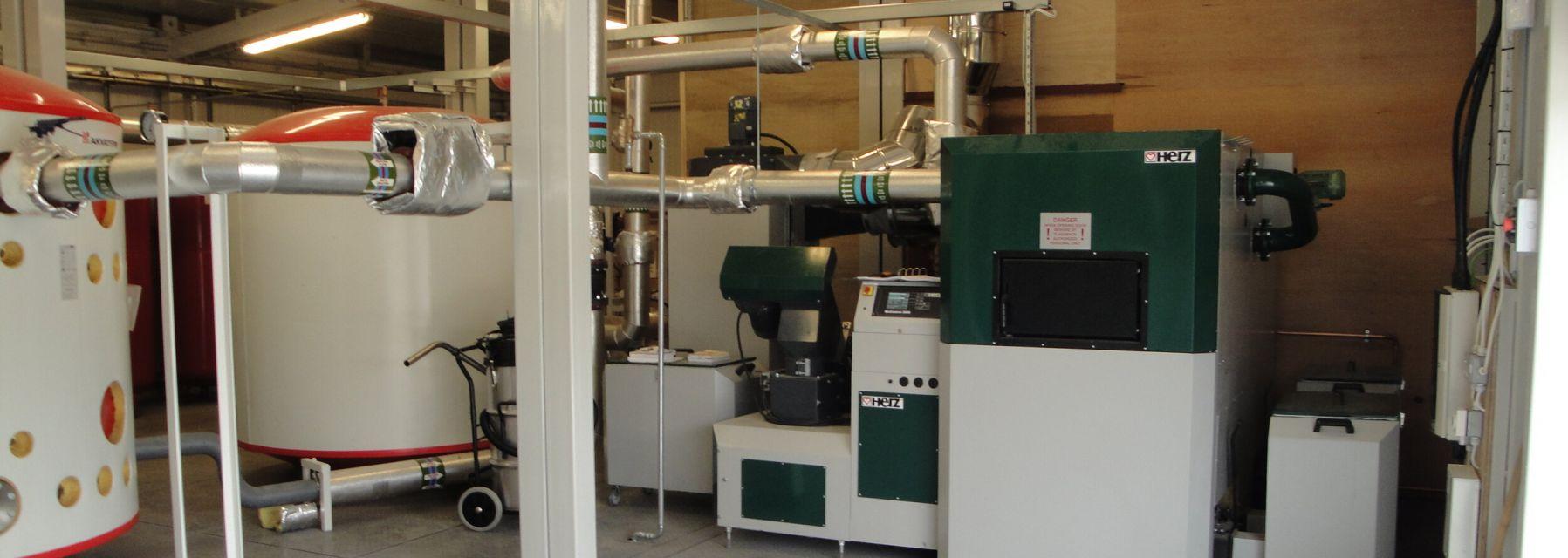 Biomass Plantroom