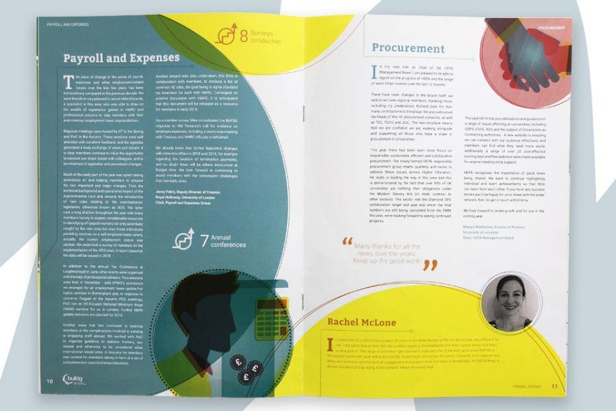 Bufdg Annual Report 2