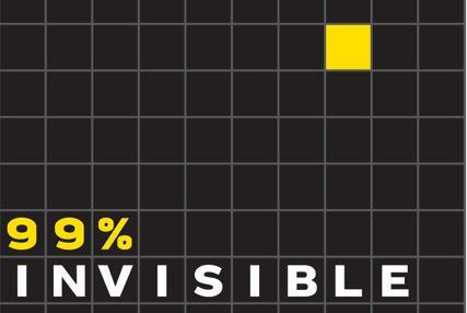 99% Invisible podcast artwork