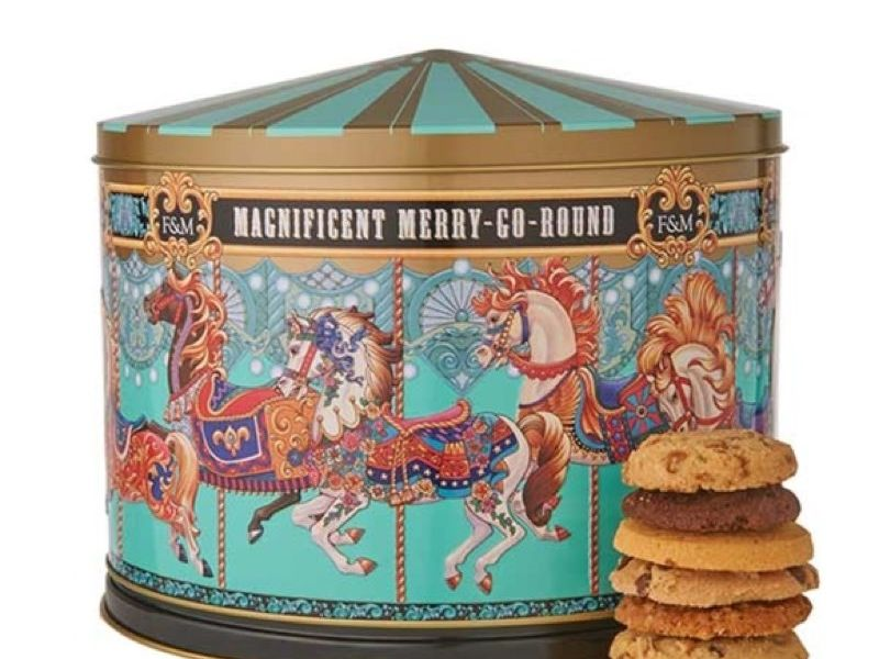 Collectable Biscuit