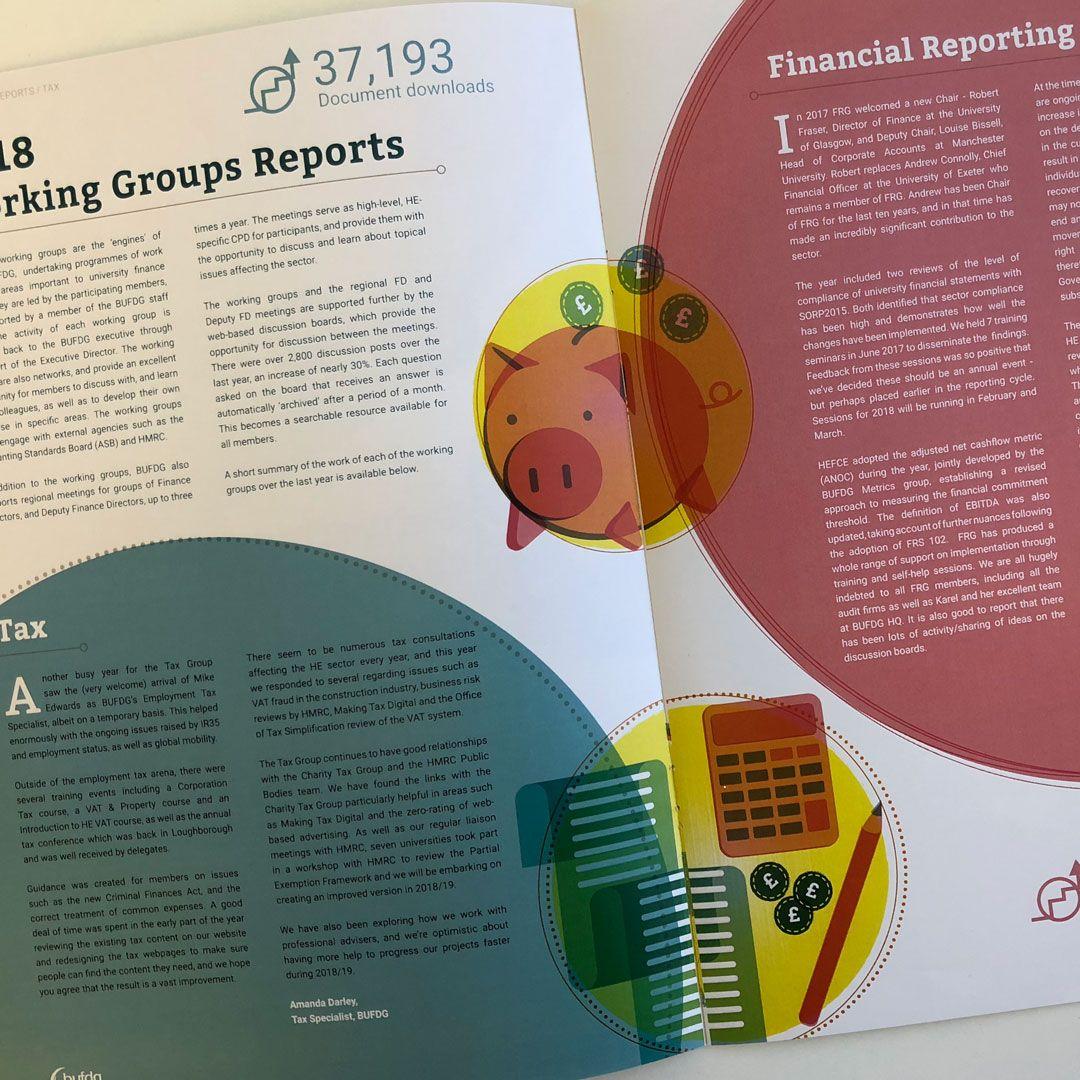 Bufdg Annualreport 03