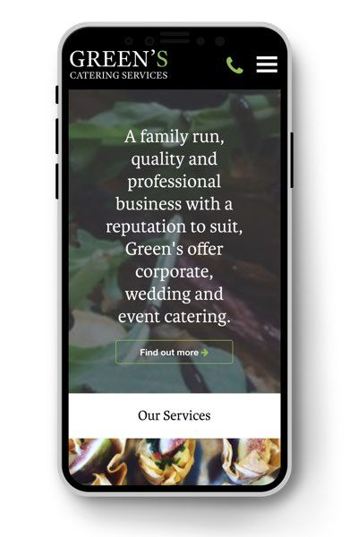 Greens Catering Image 2