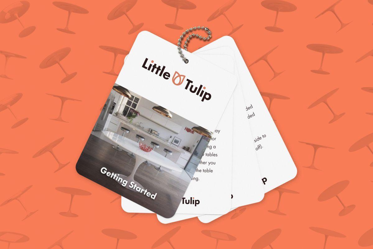 Little Tulip Care Instructions
