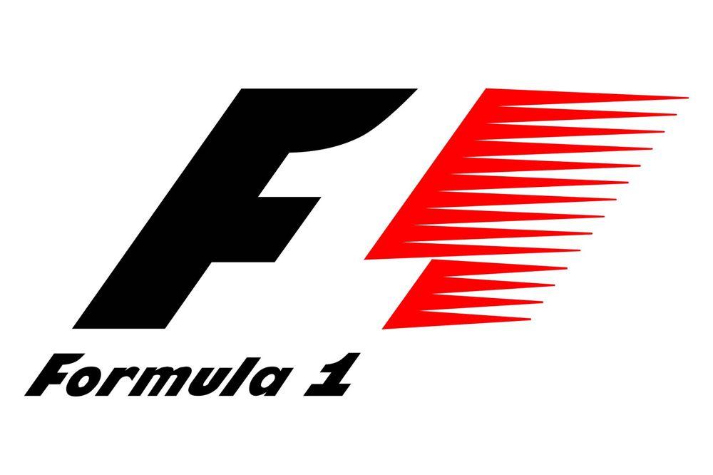 Formula 1 Old Logo