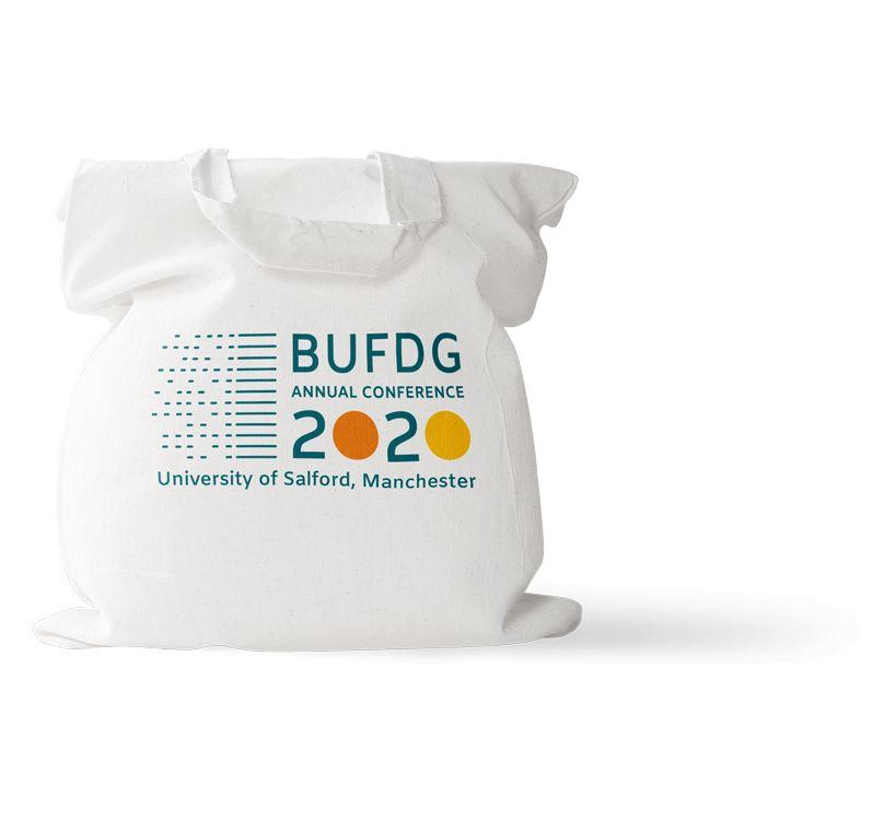 Bufdg Tote Bag