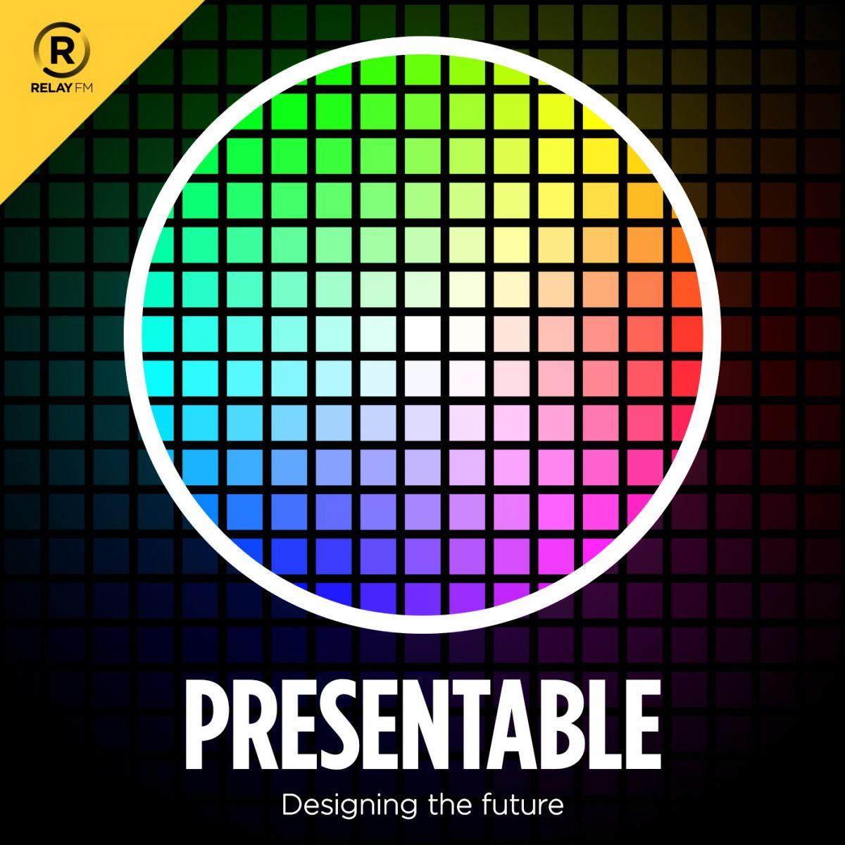 Artwork Presentable Podcast