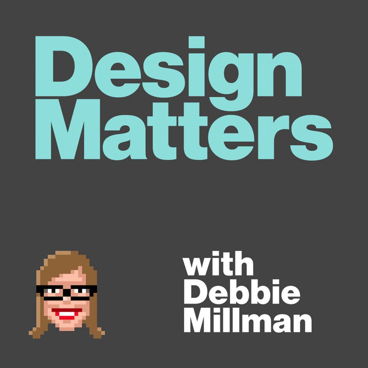 Design Matters Podcast artwork
