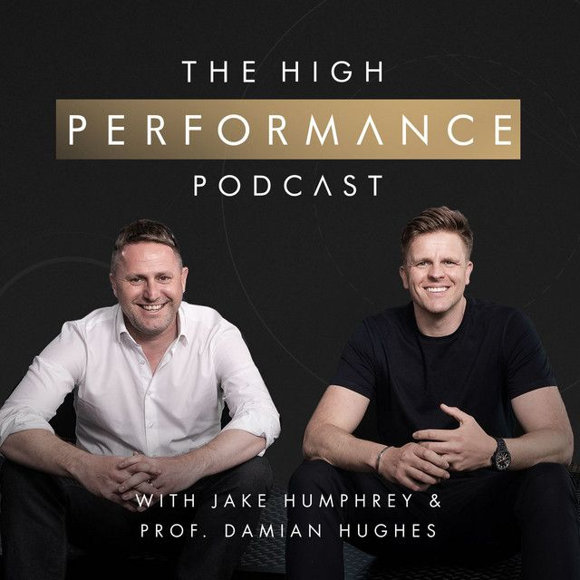 High Performance Podcast Cove image