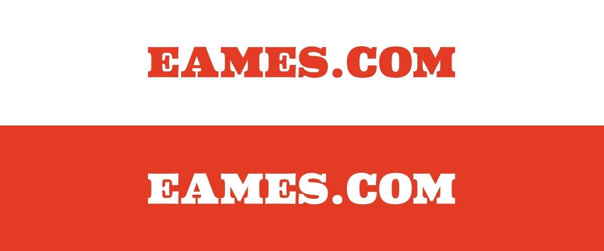 Eames Com Branding And Visual Identity 00 Logo