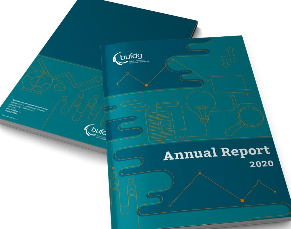 Bufdg Annual Report Cover