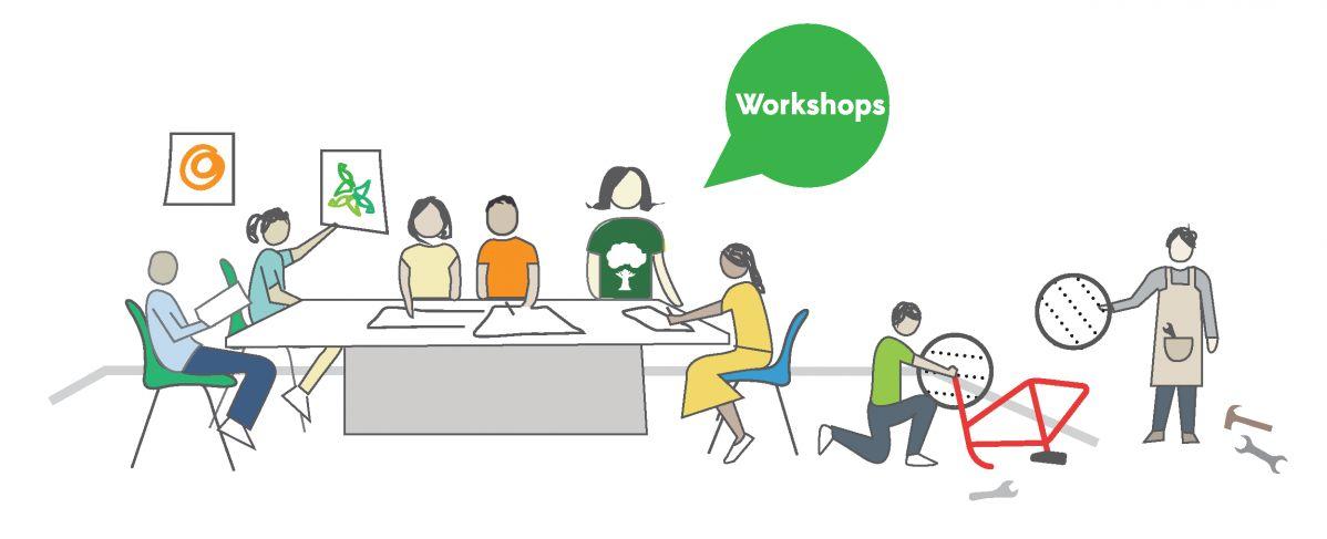 Workshops Large